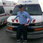 Michael Schulz, Paramedic